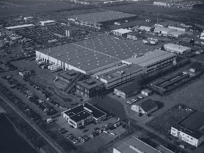 Büro-, Service- und Logistikcenter (in Liquidation)