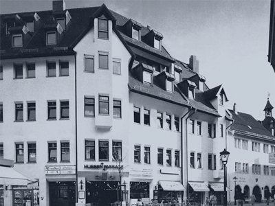 Hussenpassage Konstanz
